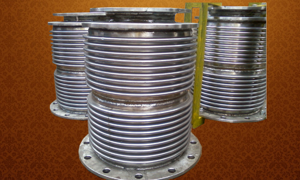 MS & SS Metallic Expansion Joints
